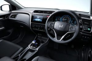 Honda City Sport Hybrid Dashboard