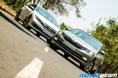 Honda Civic vs Skoda Octavia