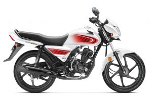 Honda Dream Neo Amazing White