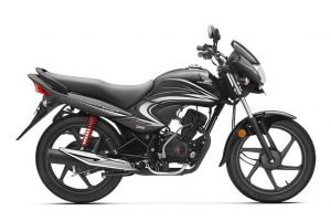 Honda Dream Yuga Black Grey