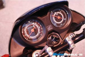 Honda Dream Yuga Console