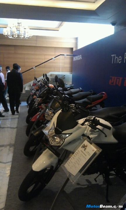 Honda Dream Yuga Launch