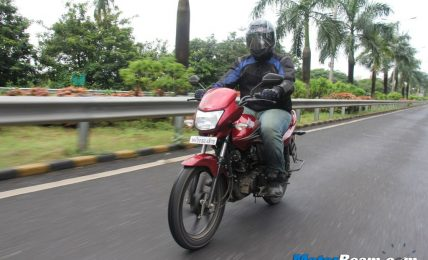 Honda Dream Yuga Road Test