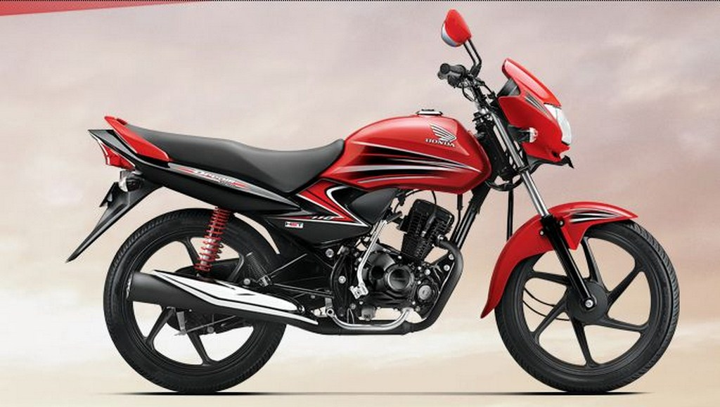 Honda Dream Yuga Special Edition