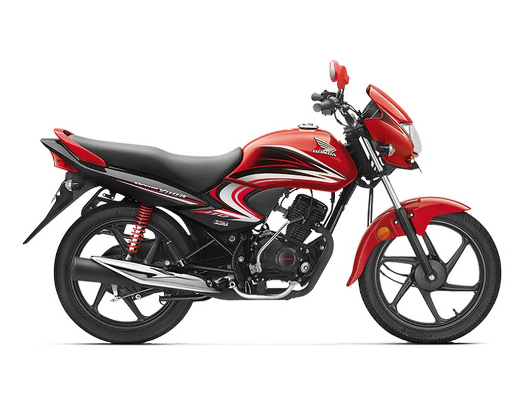 Honda Dream Yuga Sports Red
