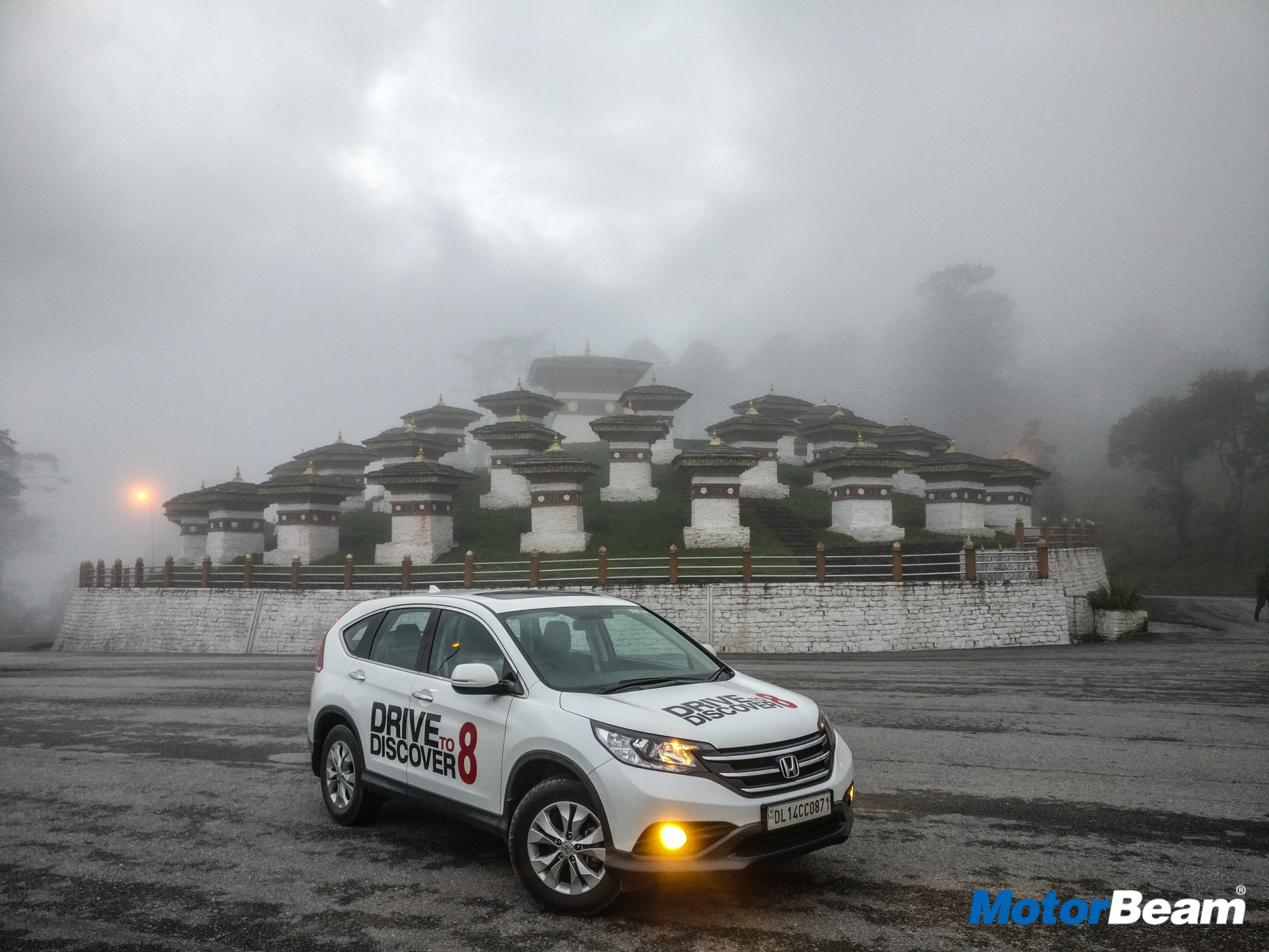 Honda Drive To Discover 8 Travelogue