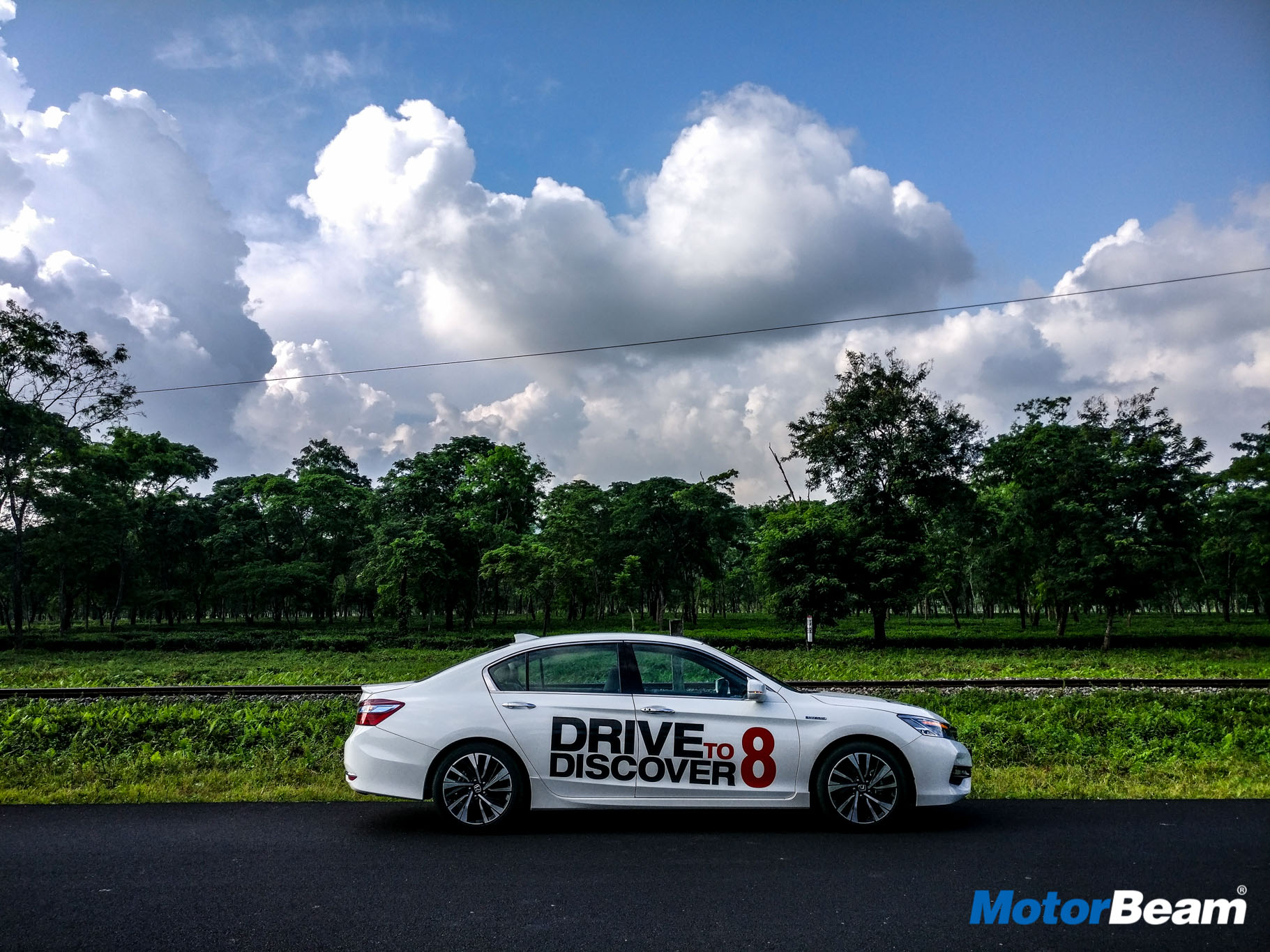 Honda Drive To Discover 8