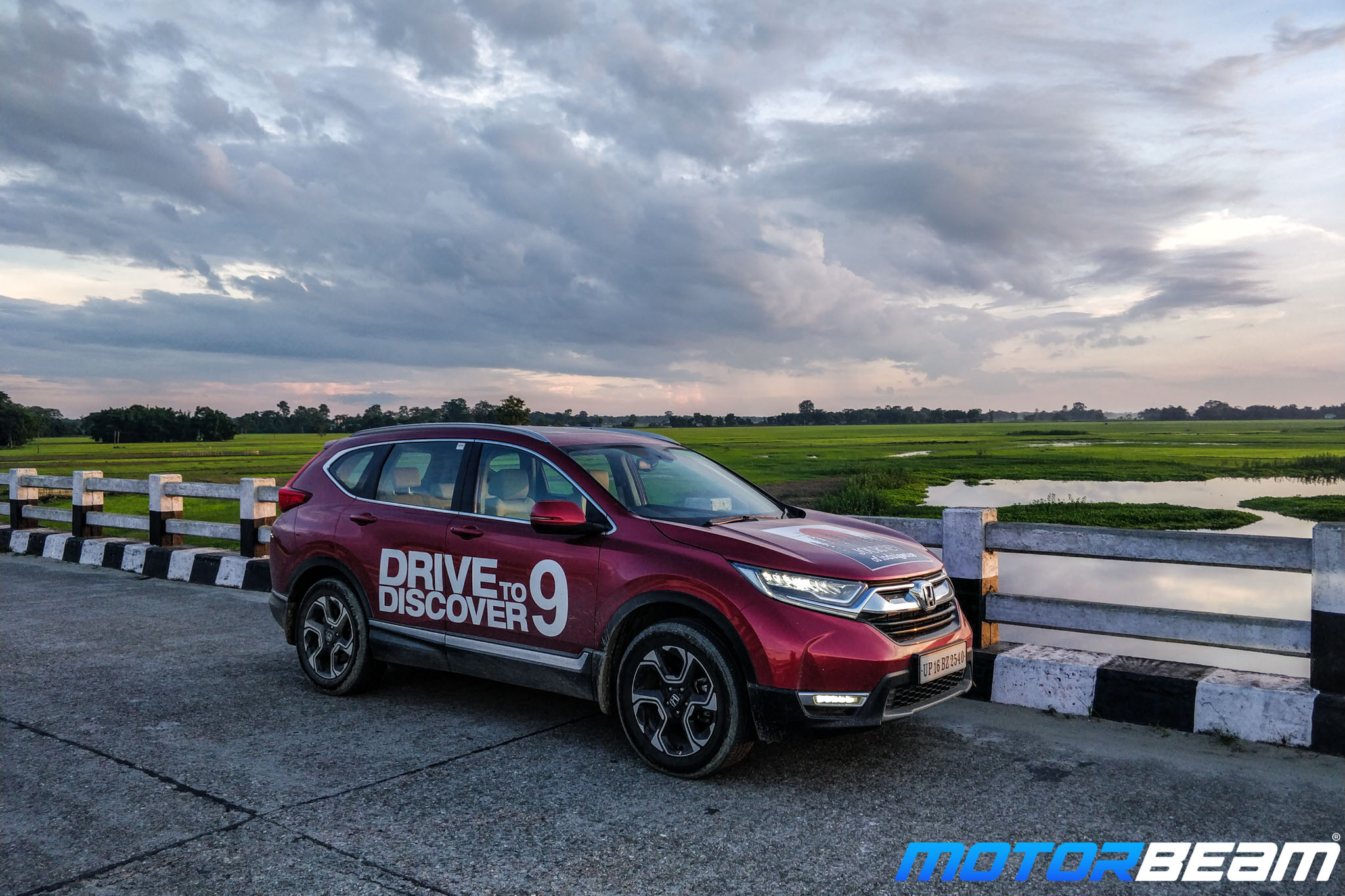 Honda Drive To Discover 9