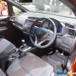 Honda Fit RS Interior-2