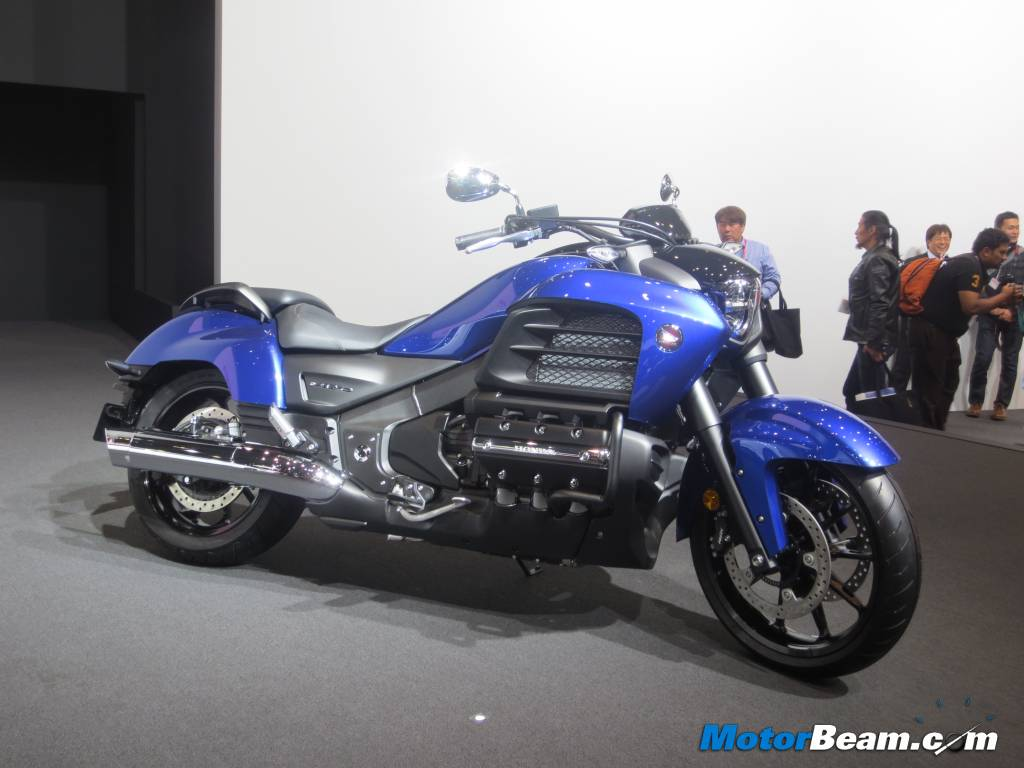 Honda Goldwing F6c Specifications Pictures