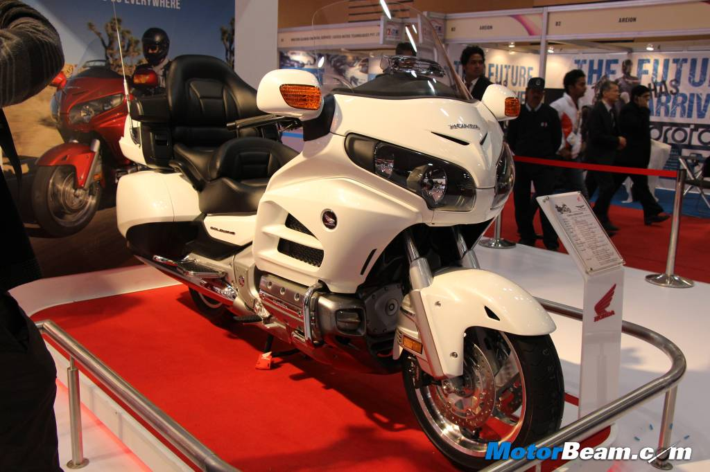 Honda Goldwing India