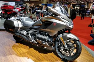 Honda Goldwing Performance