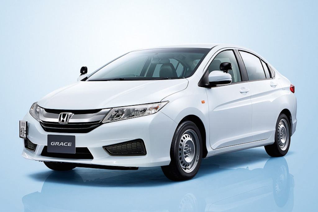 Honda Grace City Driver Training Car