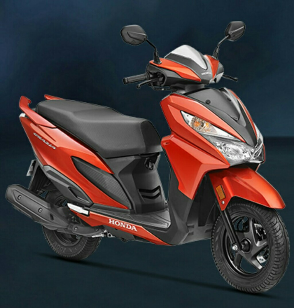 Honda Grazia 125 Price Review Mileage Features Specifications