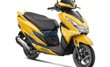 Honda Grazia BS6 Price