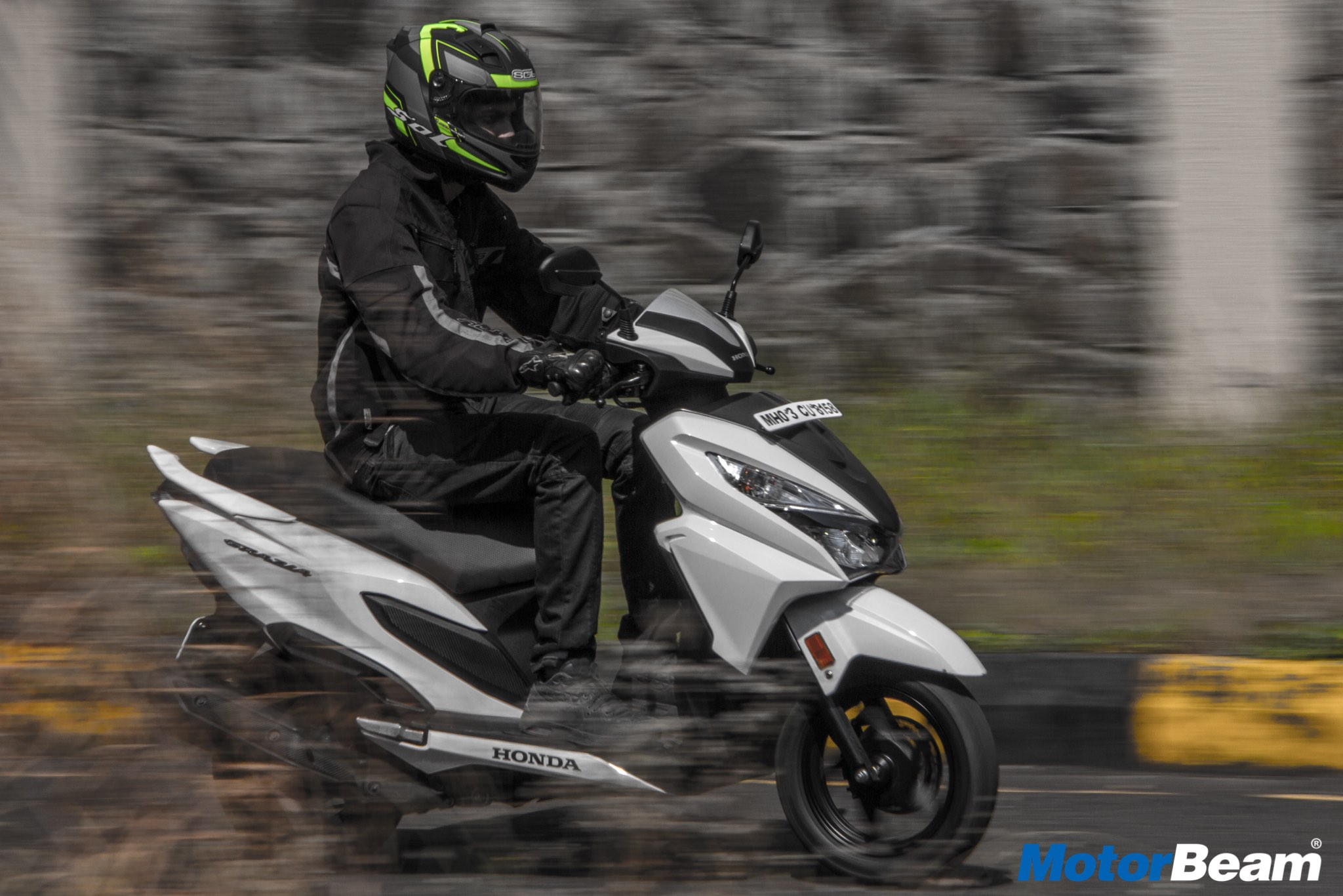 Honda Grazia Video Review