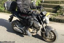 Honda Grom 125cc Front And Side