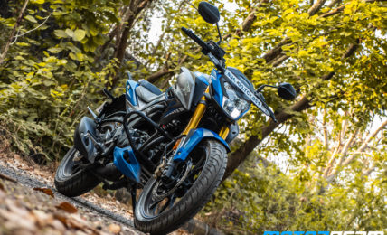 Honda Hornet 2.0 Review 12