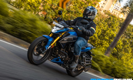 Honda Hornet 2.0 Review 3