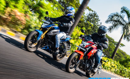 Honda Hornet 2.0 Review 39