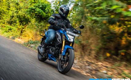 Honda Hornet 2.0 Review 6