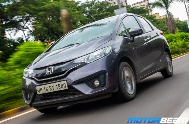 Honda Jazz Diesel Facelift Long Term Review