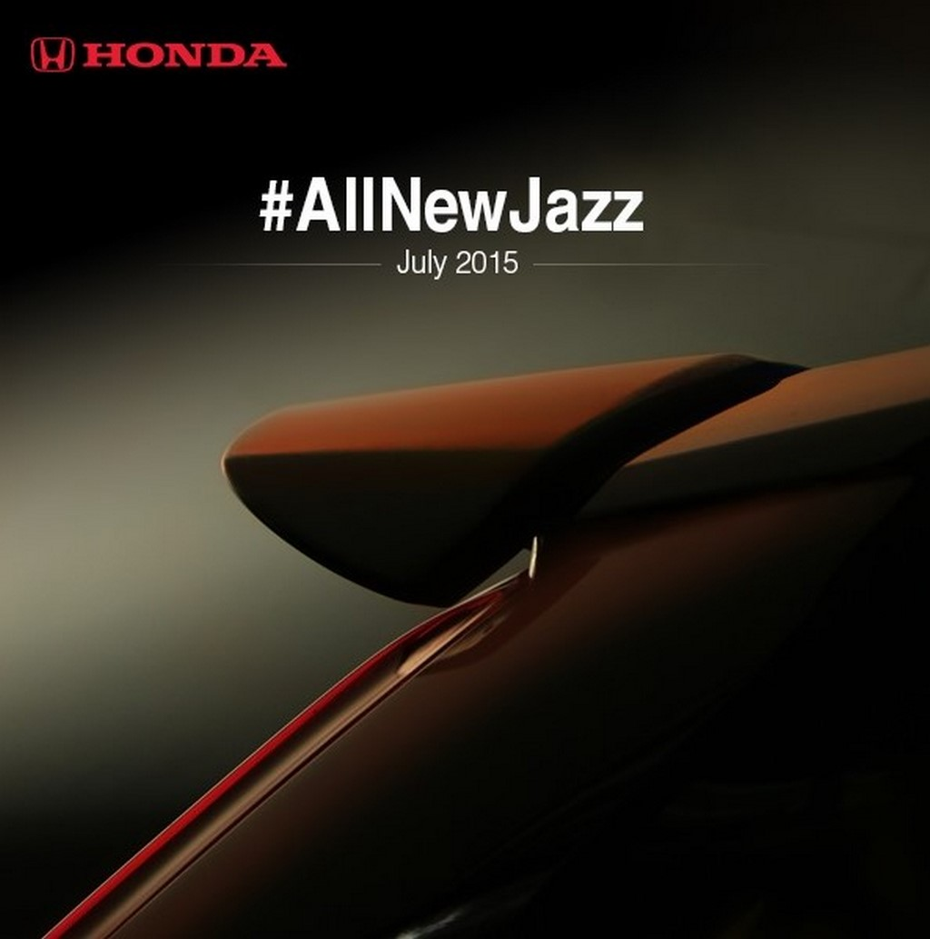 Honda Jazz Launch Teaser