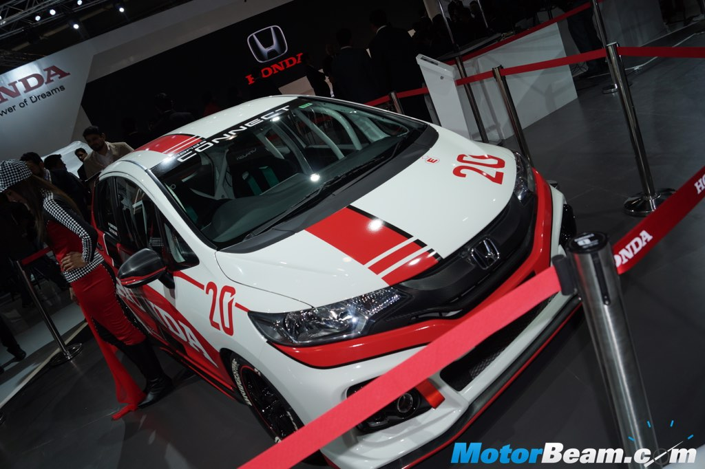 Honda Jazz Racing Concept 4