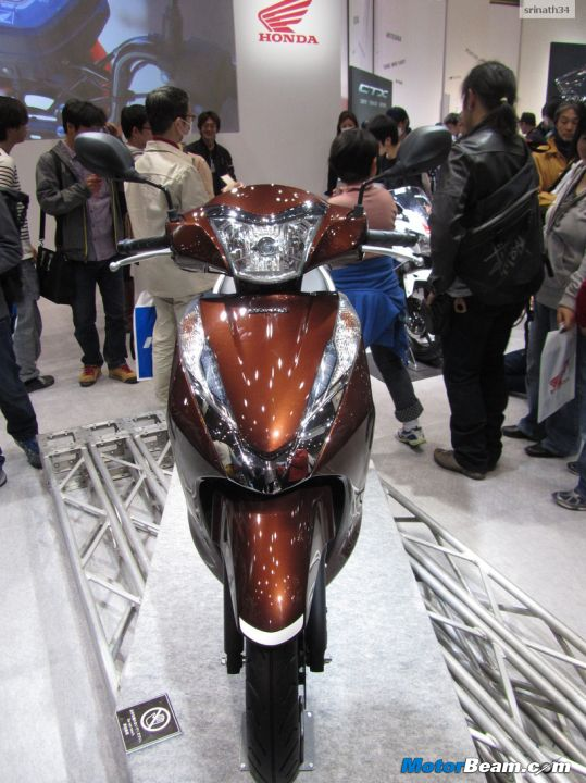 Honda Lead 125 Scooter
