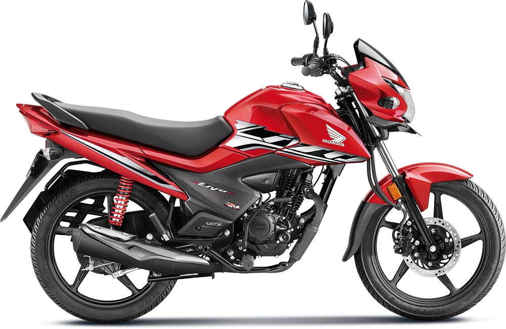 Red colour option looks sporty