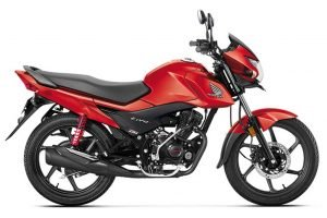 Honda Livo Red