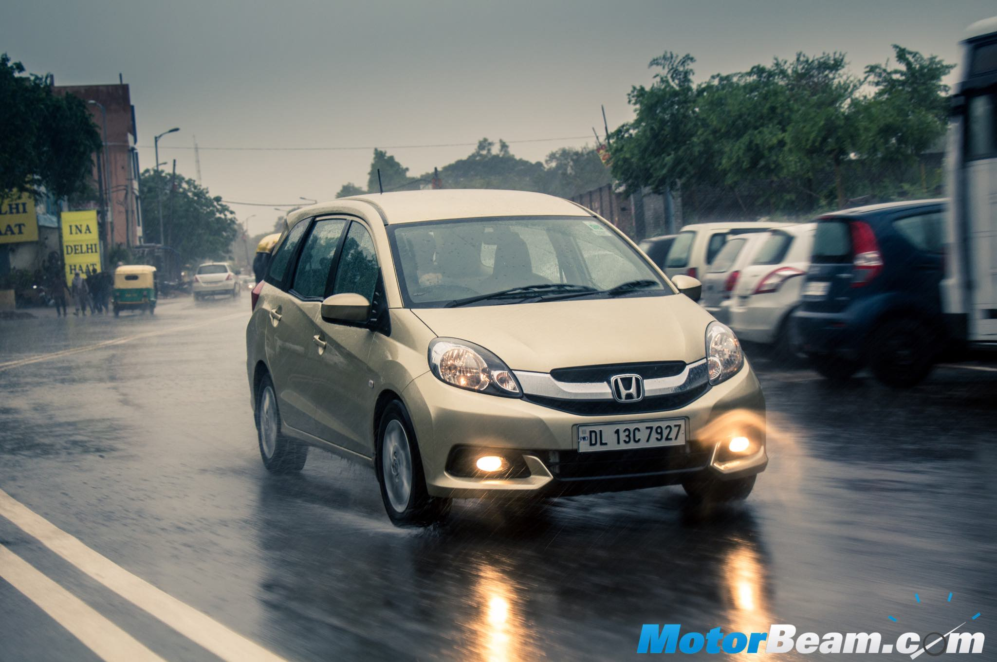 honda mobilio long term review final report