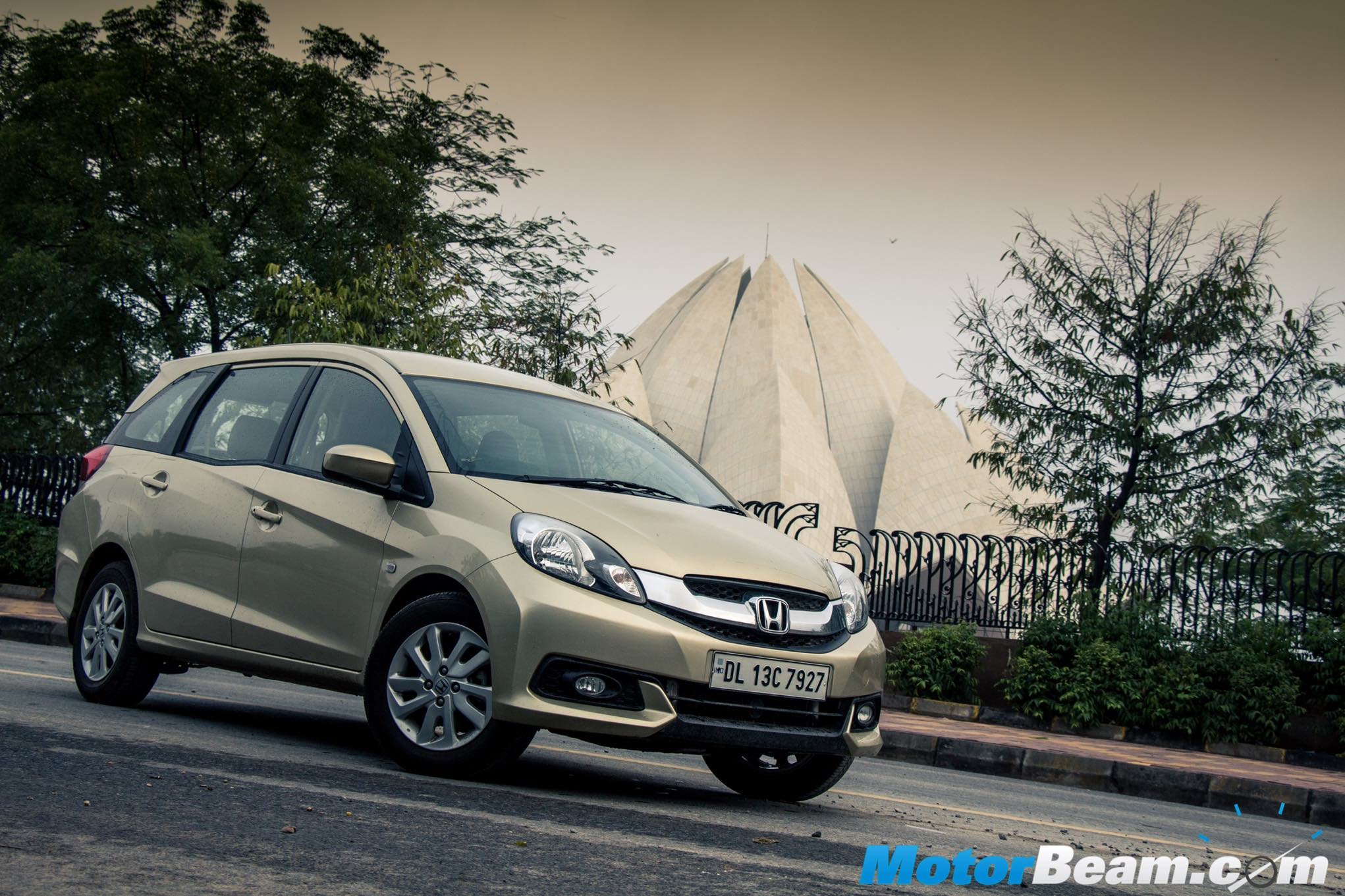 honda mobilio could be discontinued in india rumour motorbeam