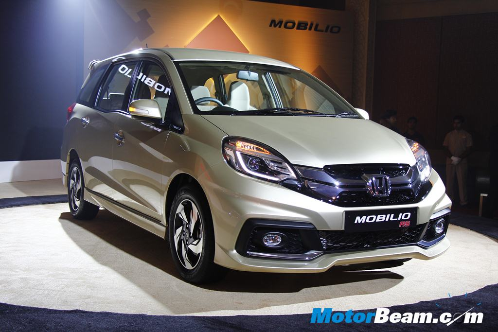 Honda Mobilio RS Price