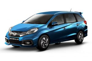 Honda Mobilio Specifications