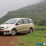 Honda Mobilio Test Drive Review