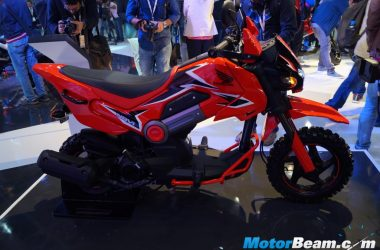 Honda Navi Adventure & Chrome Edition Priced From Rs. 44,713/-