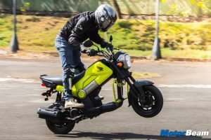 Honda Navi Road Test