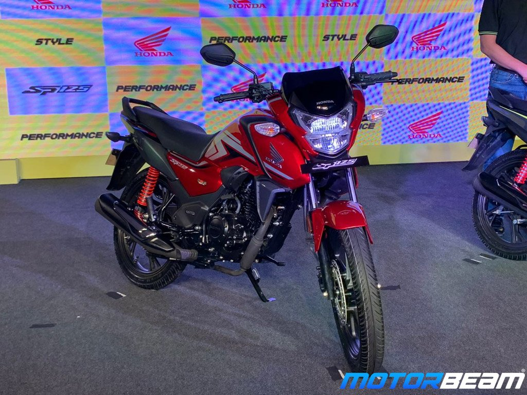 Honda SP125 Launched