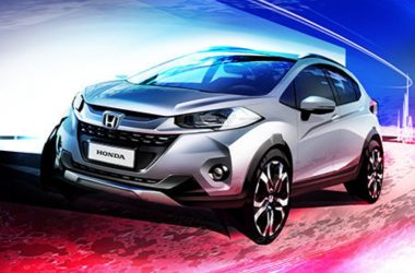 Honda WR-V India Launch In March 2017