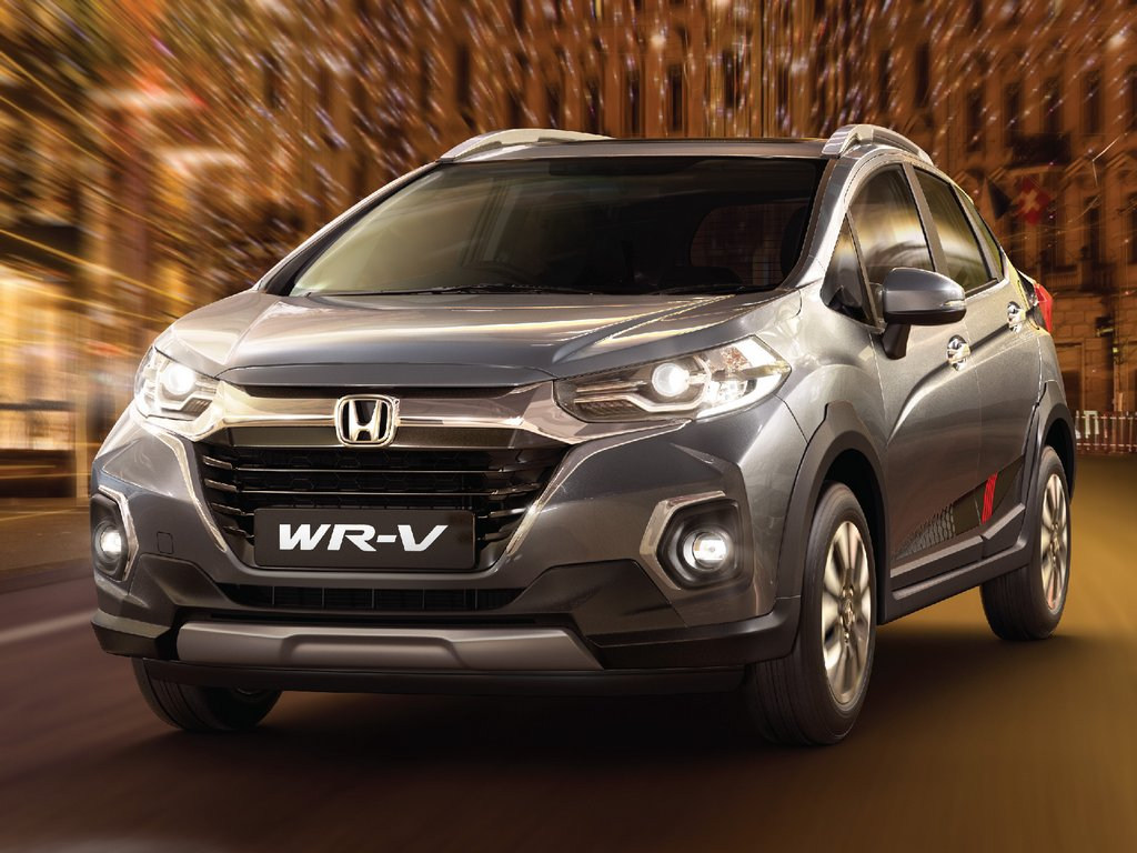 Honda WR-V Exclusive Edition