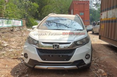 Honda WR-V Dealer Dispatches Commence
