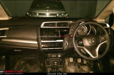 Honda WR-V Interior Images Leaked, Gets Sunroof!