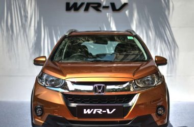 Honda WR-V Launched, Priced From Rs. 7.75 Lakhs [Live]