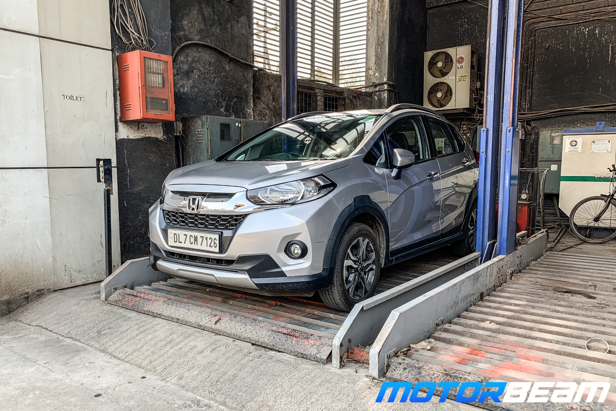 Honda WR-V Review