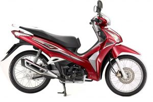Honda Wave 125 Side