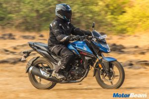 Honda X-Blade Video Review
