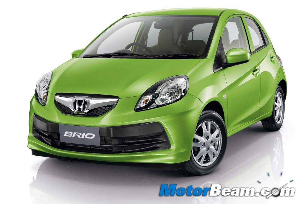 Could Honda Brio Prices Start At Rs 399 Lakhs