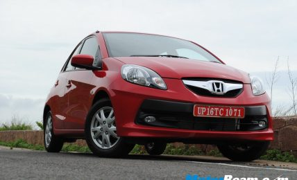 Honda Brio Test Drive Review
