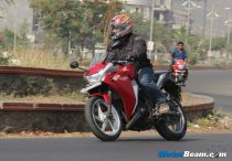 Honda CBR250R Test Ride Review